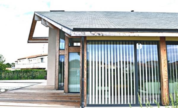Amarine architecture charente maritime maison for Architecte coulommiers
