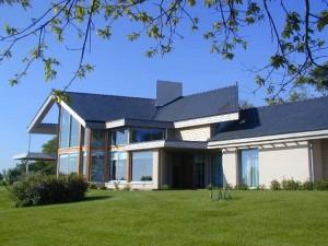 Architecture bois dans le Finistère - Axis Mundi