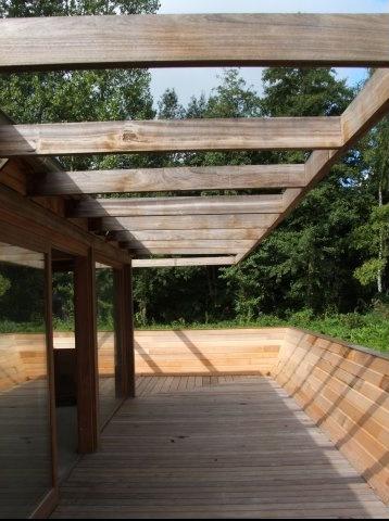 Architecte Essonne bois
