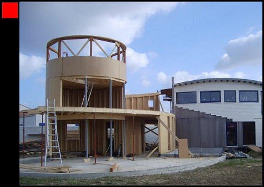 K architecture organique for Architecte coulommiers