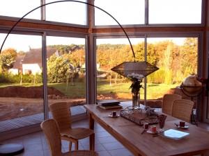maison architecte bois bretagne