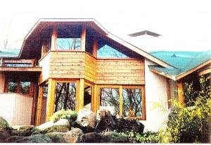 Maison architecte essonne bois