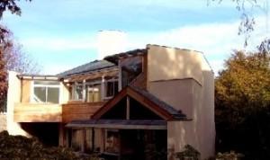 Maison architecte Organique Ile de France - Réalisation 2004