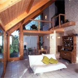 Maison Bois - architecte bois yvelines