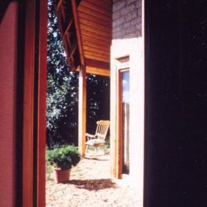 maison bois architecte - ossature bois
