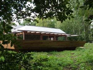 Maison Bois Essonnes Art-Trait-Design