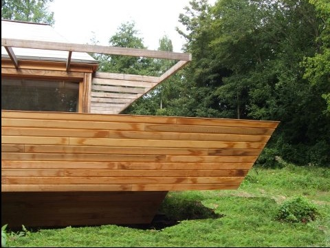 Maison Essonne bois