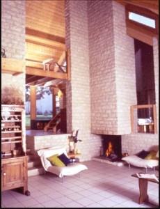 Maison ossature bois - architecte bois yvelines