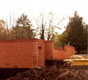 Murs brique Monomur