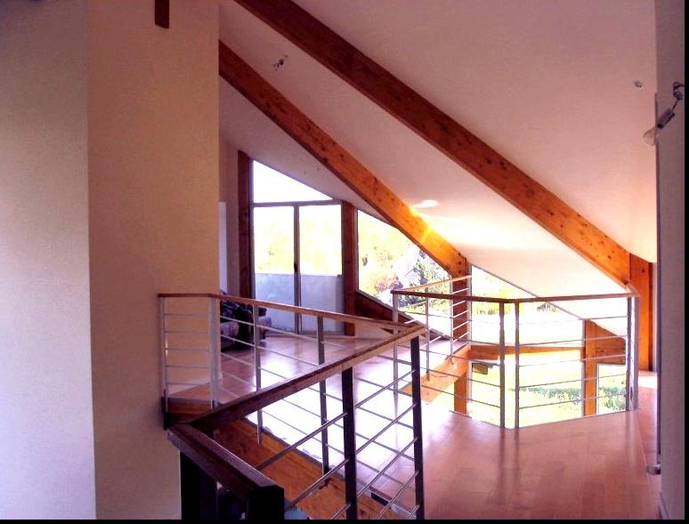 soleil levant architecture yvelines maison en thermopierre architecture organique. Black Bedroom Furniture Sets. Home Design Ideas