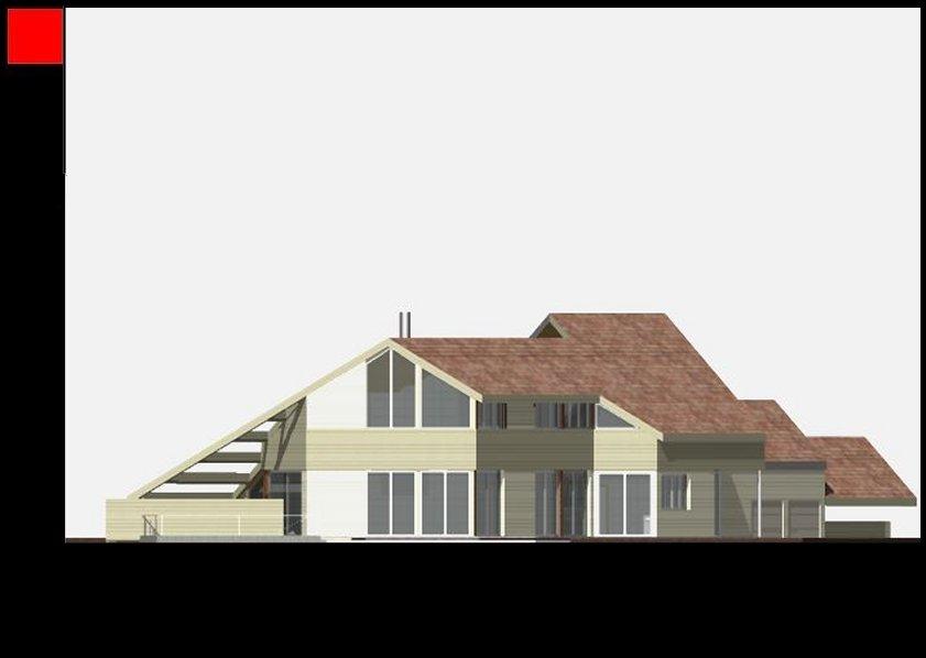 Maison Bois Dans Les Yvelines Architecture Organique