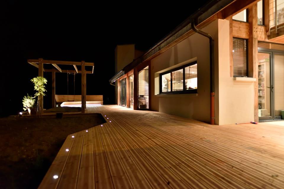 Art trait design architecte architecture organique for Architecte coulommiers