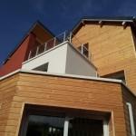 Maison contemporaine en Seine et Marne - Terrasses