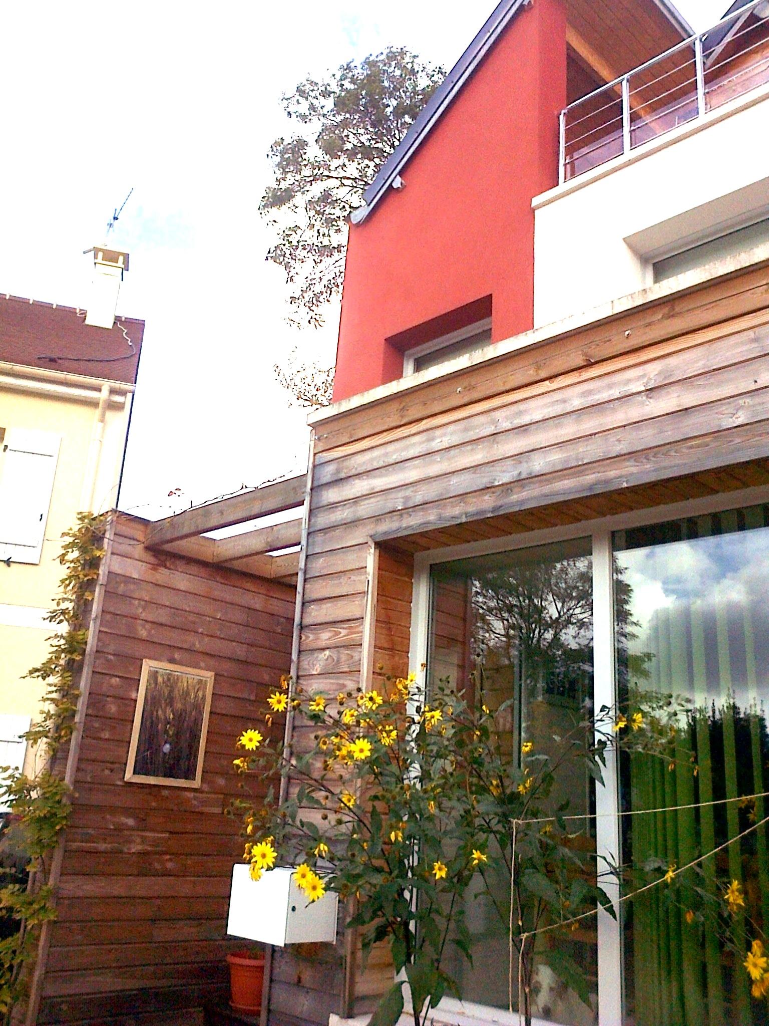Citadine architecture seine et marne maison d for Maison et architecture