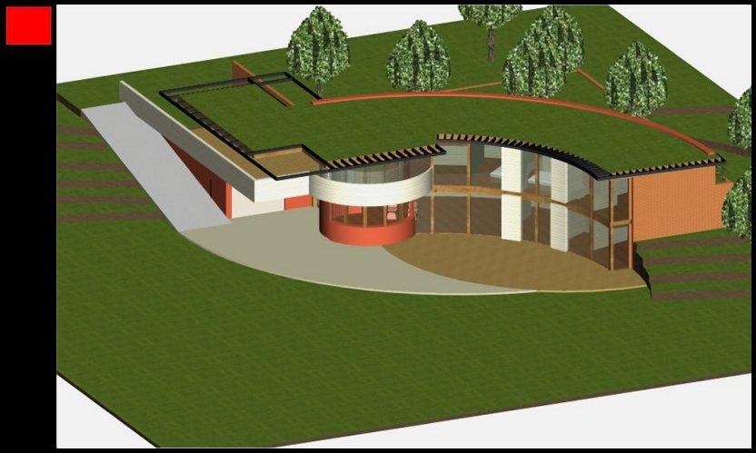 Très Maison BBC dans le Cambrésis | Architecture Organique MG26