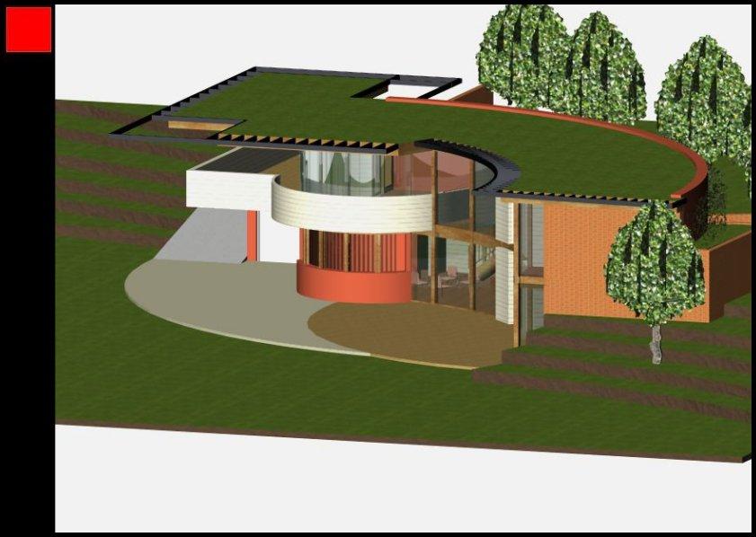Maison bbc dans le cambr sis architecture organique for Architecture organique