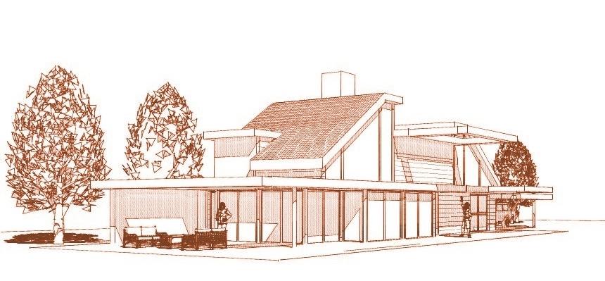 Fiat lux architecture seine et marne maison for Architecte coulommiers