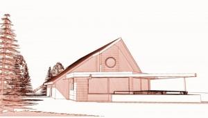 Maison architecte bois Morvan 2