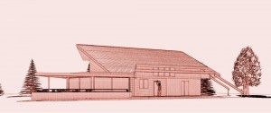 Maison architecte bois Morvan 3