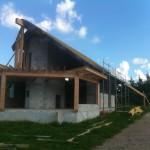 Finition des toitures terrasses