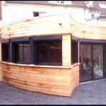 Extension bois dans l'Oise