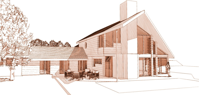 Maison bois sud ouest obtenez des id es de - Architecture du bois ...