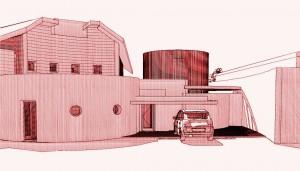 Maison bois Architecte Coulommiers
