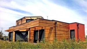 architecture bois