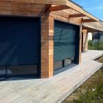 maison architecte bois terrasse Sud-Ouest
