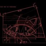 Maison Organique bois et thermopierre en Vendée  Plan Rez de Chaussée