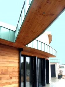 Maison Organique bois et thermopierre en Vendée
