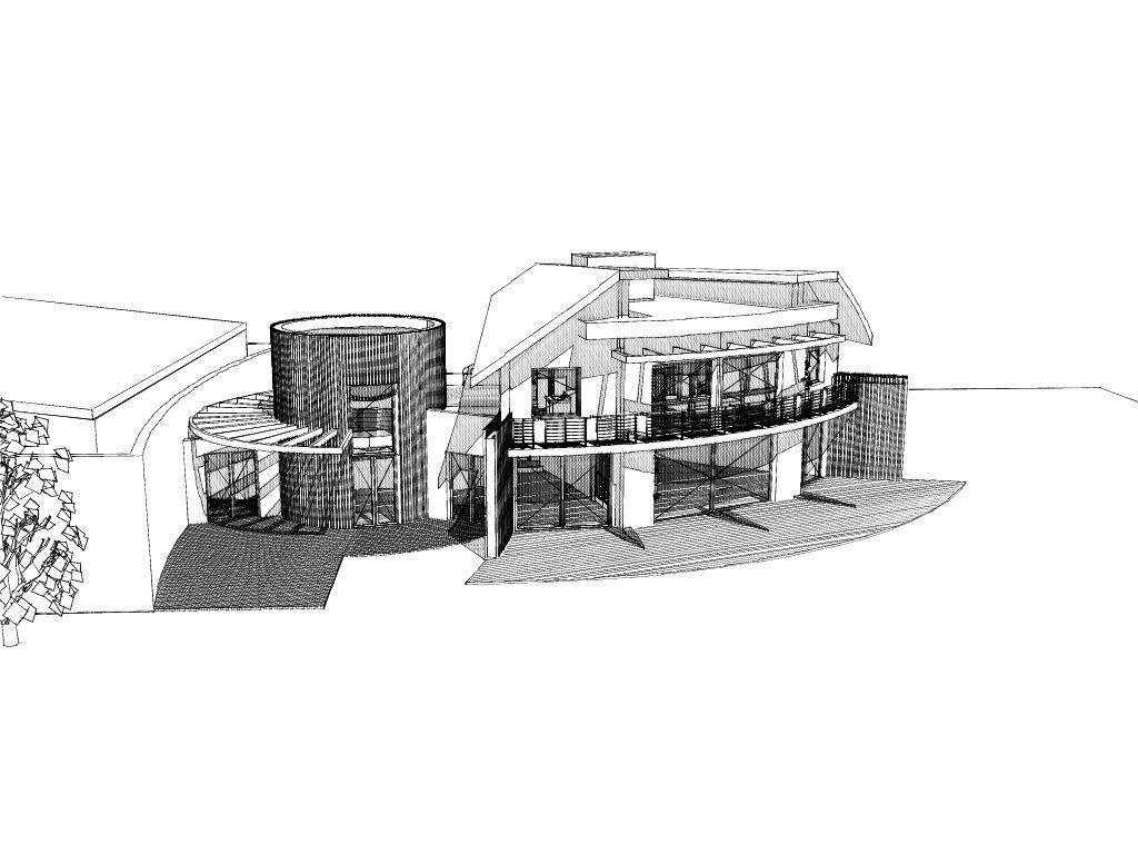 Architecte sp cialiste de la maison bois et mixte for Architecte coulommiers