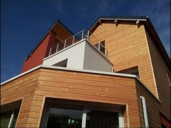 Citadine architecture seine et marne maison d for Maison seine et marne