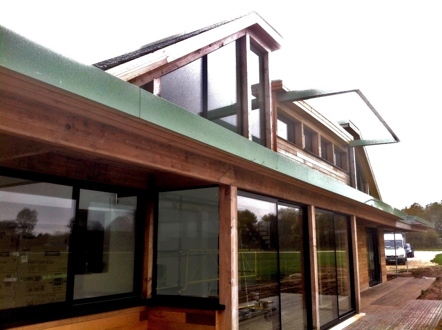 Architecture Bois Et Maison Bois Architecture Organique