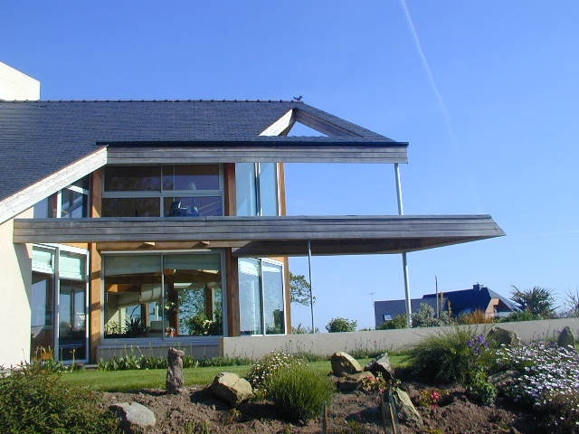 Maison bioclimatique finistere images - Architecture bioclimatique definition ...
