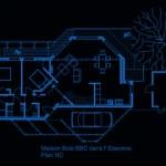 Plan Maison architecte bois