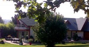 maison bois dans la vallée du Petit Morin