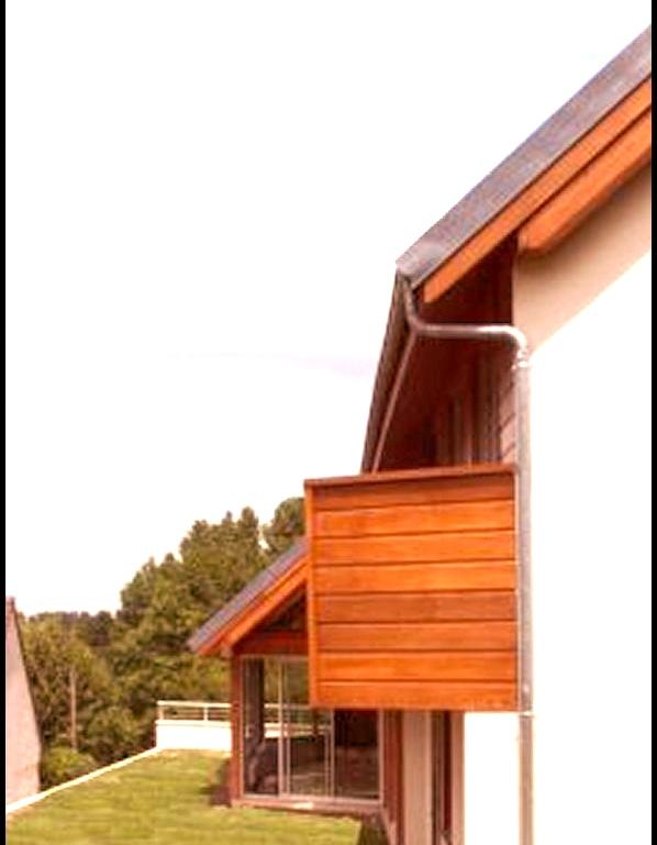 Dojo architecture seine et marne maison bois et for Architecte coulommiers