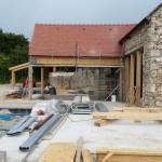 05 Mai 2015-Couverture du Spa et réalisation du carport