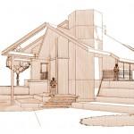 Maison architecte ossature bois seine et marne 2
