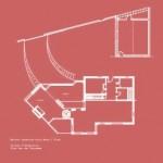 Bureau et extension séjour en rez de chaussée + espace musique en sous-sol