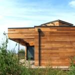 maison architecte bois Red Cedar