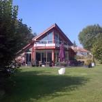 Maison bois en Seine et Marne