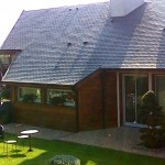 maison bois Rebais